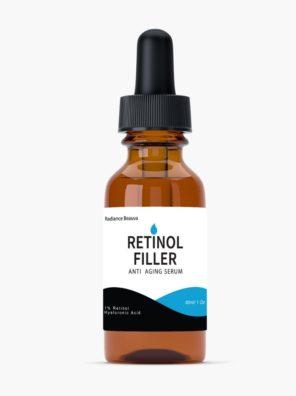 retinol filler - retinol tối ưu và lý tưởng nhất