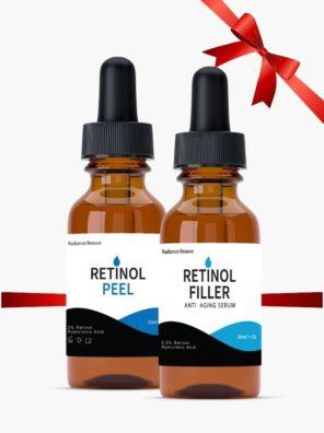combo retinol filler + peel