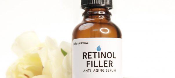 retinol làm mỏng da